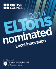 Eltons 2014 Nominated LocalInnovation